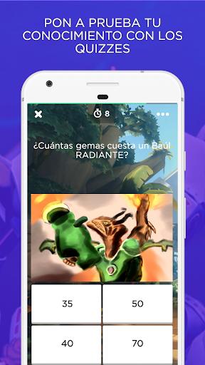 Campeu00f3n Amino para Paladins en Espau00f1ol  screenshots 3