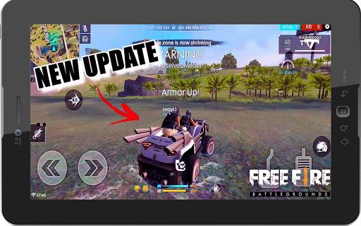Tips : Game free fire battleground 2.5.0 screenshots 2