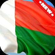 Madagascar Flag Wallpaper