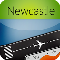 Newcastle Airport NCL Flight Tracker icon