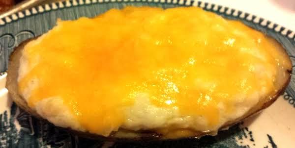 Creamy Stuffed Baked Potatoes Recipe