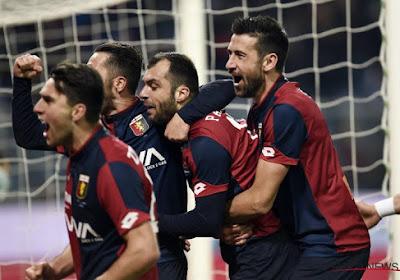 La Genoa et son nouveau coach décrochent un point dans des circonstances compliquées
