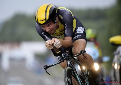 Hilarisch verhaal: 'Campenaerts reed Vuelta uit dankzij... motor'