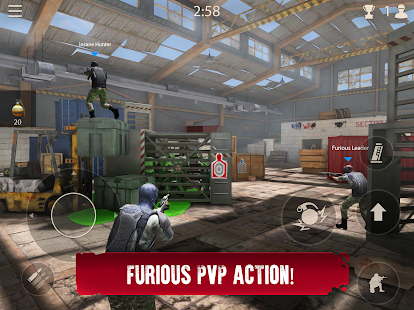 Zombie Rules - Shooter of Survival & Battle Royale Screenshot