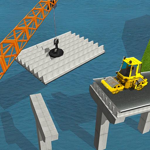Bridge Builder Constructor Sim