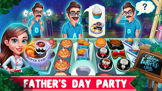 Cooking Party: Made in India Star Mod Apk (Unlimited Gold Coins) 6