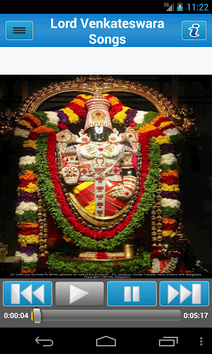 Lord Venkateswara Songs