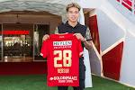 """Benson wil zich aanpassen aan het voetbal van Leko bij Antwerp: """"Ik werk hard op fysiek vlak, ook om die positie aan te kunnen"""""""