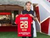 Manuel Benson quitte l'Antwerp prêté au PEC Zwolle