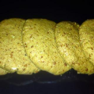 Gluten Free Vegan Ginger Cookies
