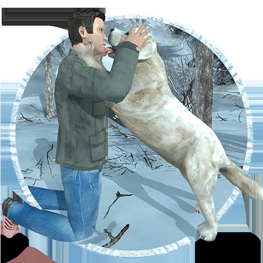 Life Of Snow Dog