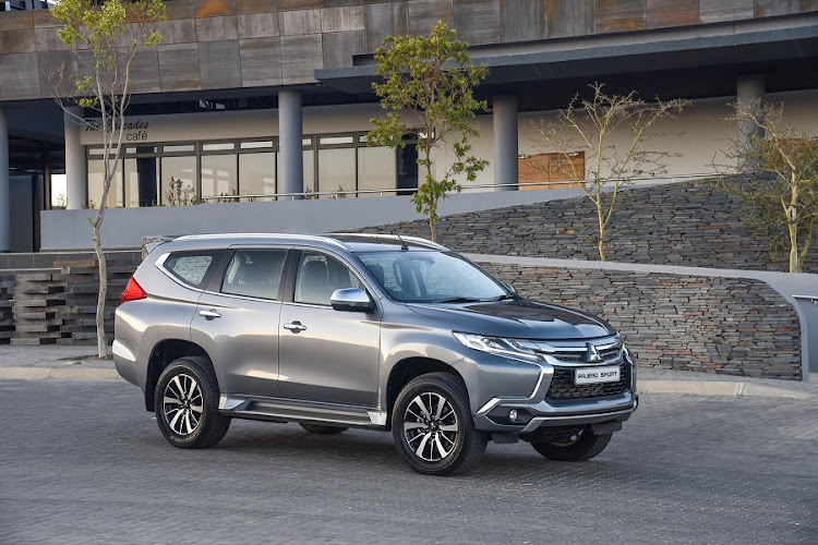 The new Mitsubishi Pajero Sport is a huge leap forward over the first generation, particularly in terms of design and equipment. Picture: QUICKPIC