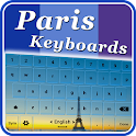Paris Theme Clavier icon