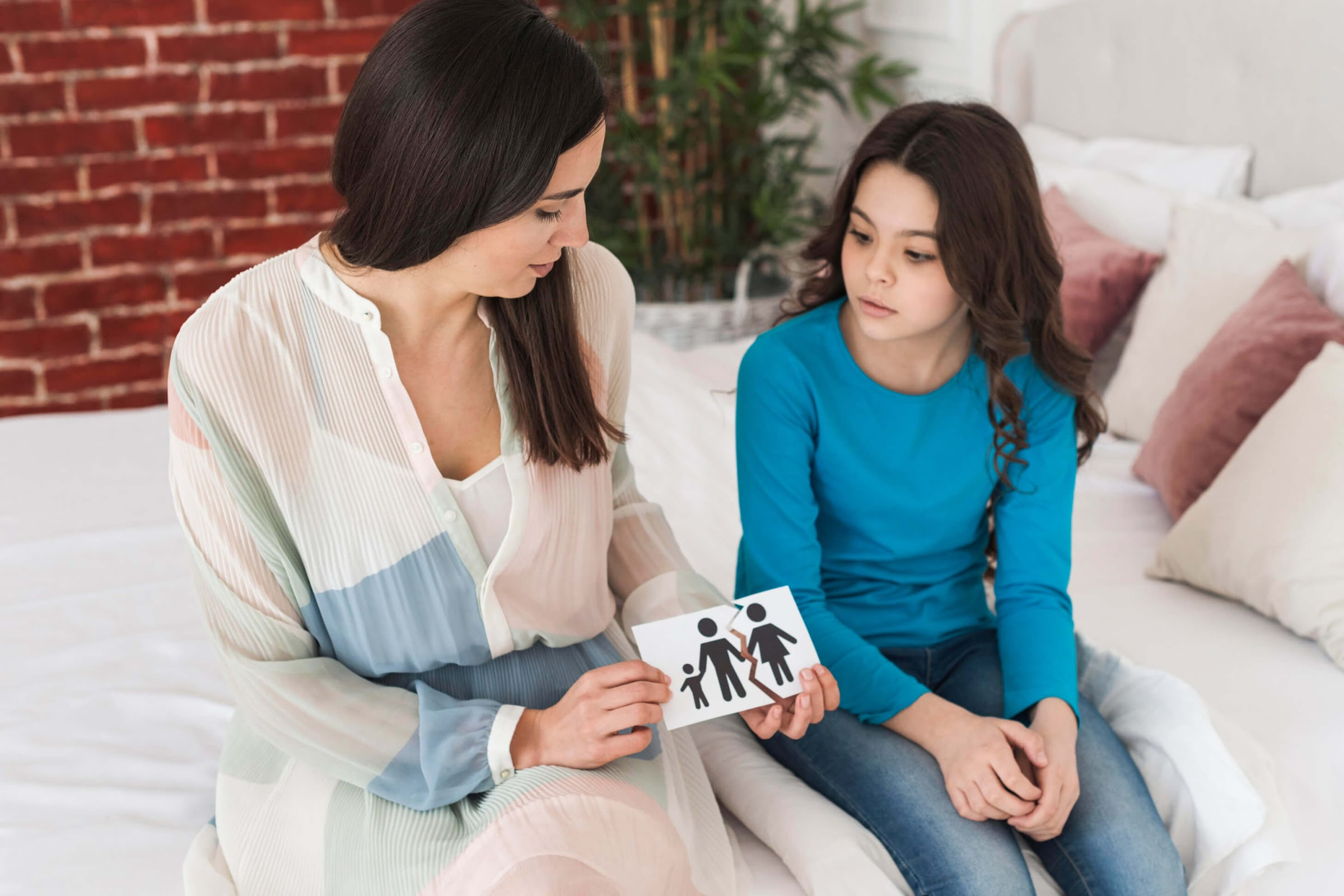 alk About Divorce to Young Children