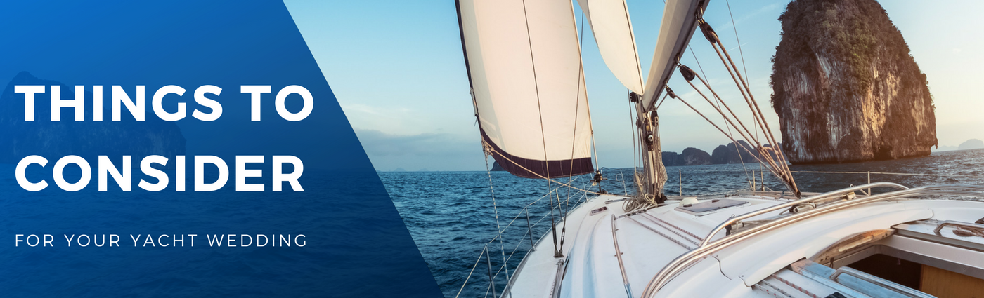 The Ultimate Guide to Yacht Weddings | Boats and Outboards