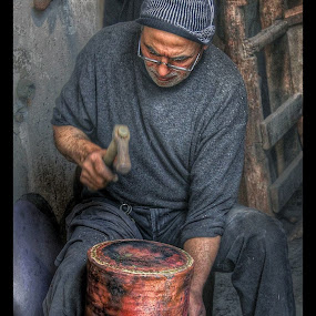 Old city by Khuloud Elzwai - People Professional People