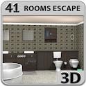 3D Escape Games-Bathroom icon