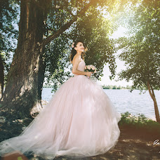 Wedding photographer Inga Kagarlyk (ingalisova). Photo of 15.02.2017