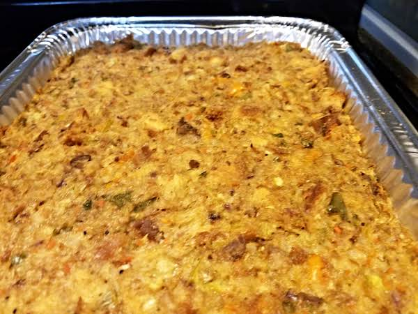 Healthy Life Low Carb Stuffing Recipe