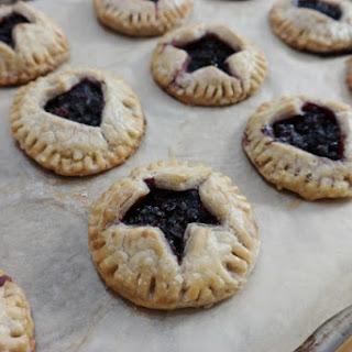 Get Your Hands Off My Pie! Blackberry Hand Pies (gluten-free, dairy-free, vegan option)
