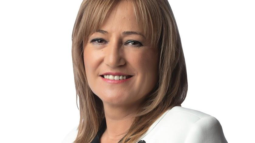 Esperanza Pérez, alcaldesa de Níjar.