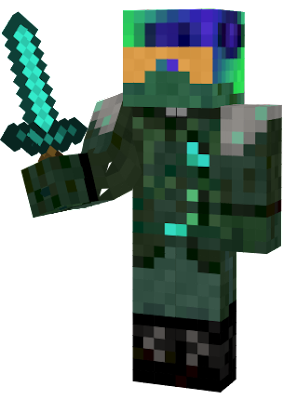 this skin is totally made by a pro editor totally heh heh heh... -_- download it proberly