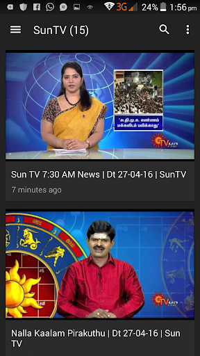Tamil tv shows online
