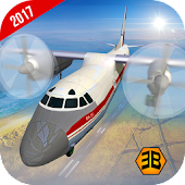 Flying Simulator 2017 - Airplane Flight Pilot 3D