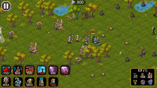 Royal Offense Screenshot