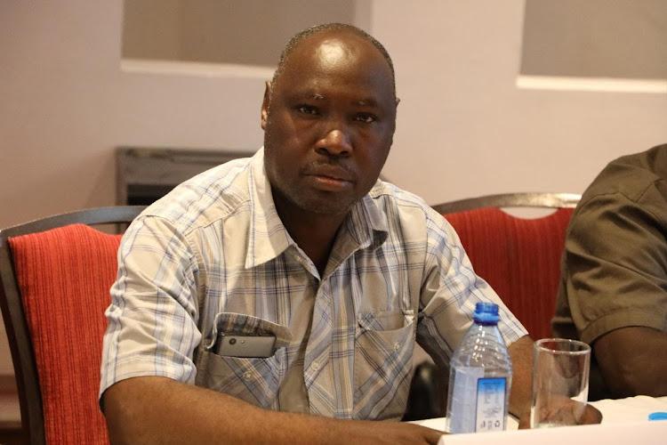 Ichagaki MCA Charles Mwangi.