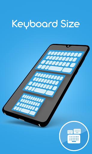 Frozen Keyboard - Unicode Myanmar 3.4.7 screenshots 4
