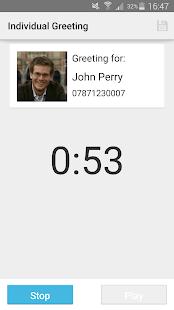 HulloMail Free Smart Voicemail- screenshot thumbnail