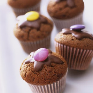 Mini Chocolate Cupcakes
