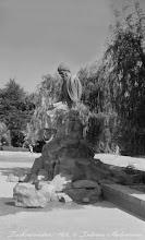 Photo: Ашхабад. Памятник туркменскому поэту Махтумкули. Скульптор В. В. Попов (1971). Фото 1976 год
