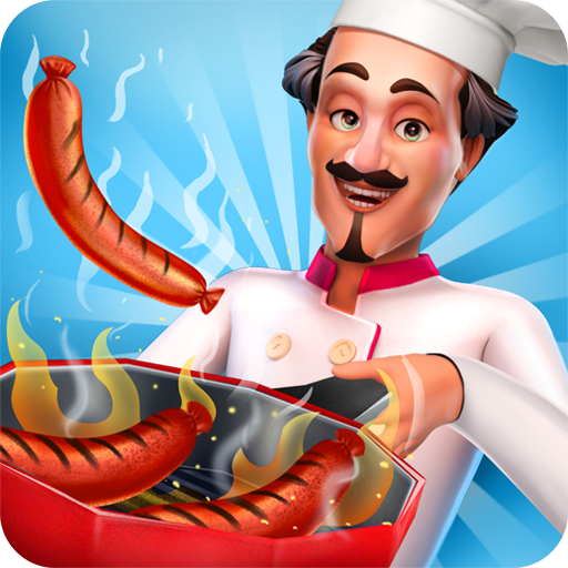 Sausage Maker 3D : Fast Food Cooking Mania (game)