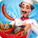 Sausage Maker 3D : Fast Food Cooking Mania Icon