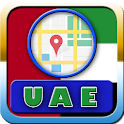 United Arab Emirates Maps icon
