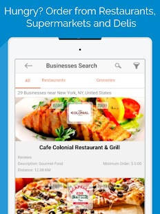 Download Food To Deliver For PC Windows and Mac apk screenshot 6