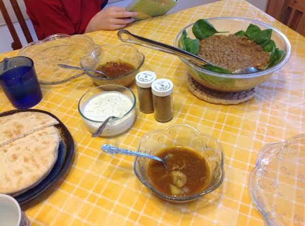 Crockpot Persian Lamb