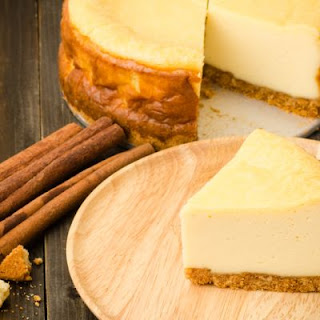 Copycat Cheesecake Factory Original Cheesecake Recipe