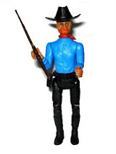 Photo: Cowboy that came all the way from Italy. Thanks Dan!