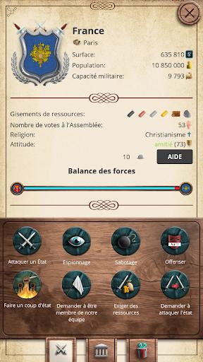 Époque des Empires - Stratégie militaire  captures d'écran 2