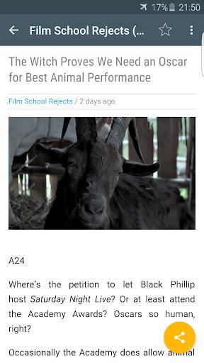 Movies and Films News 1.5 screenshots 2