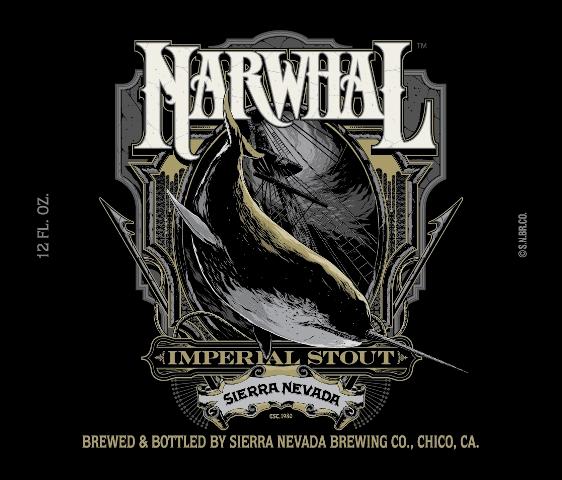 Logo of Sierra Nevada 2017 Narwhal