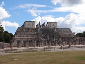 Photo: Templo de los Guerreros.