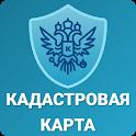 Публичная кадастровая карта Росреестр. Данные ЕГРН icon