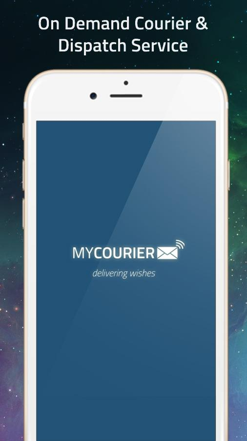 MyCourier- screenshot