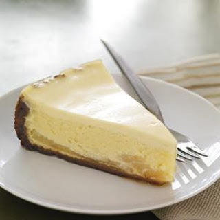 Gingersnap-Pear Cheesecake Recipe
