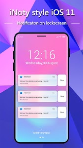 Download iNoty IOS 11: iNoty & iControl for Phone X APK