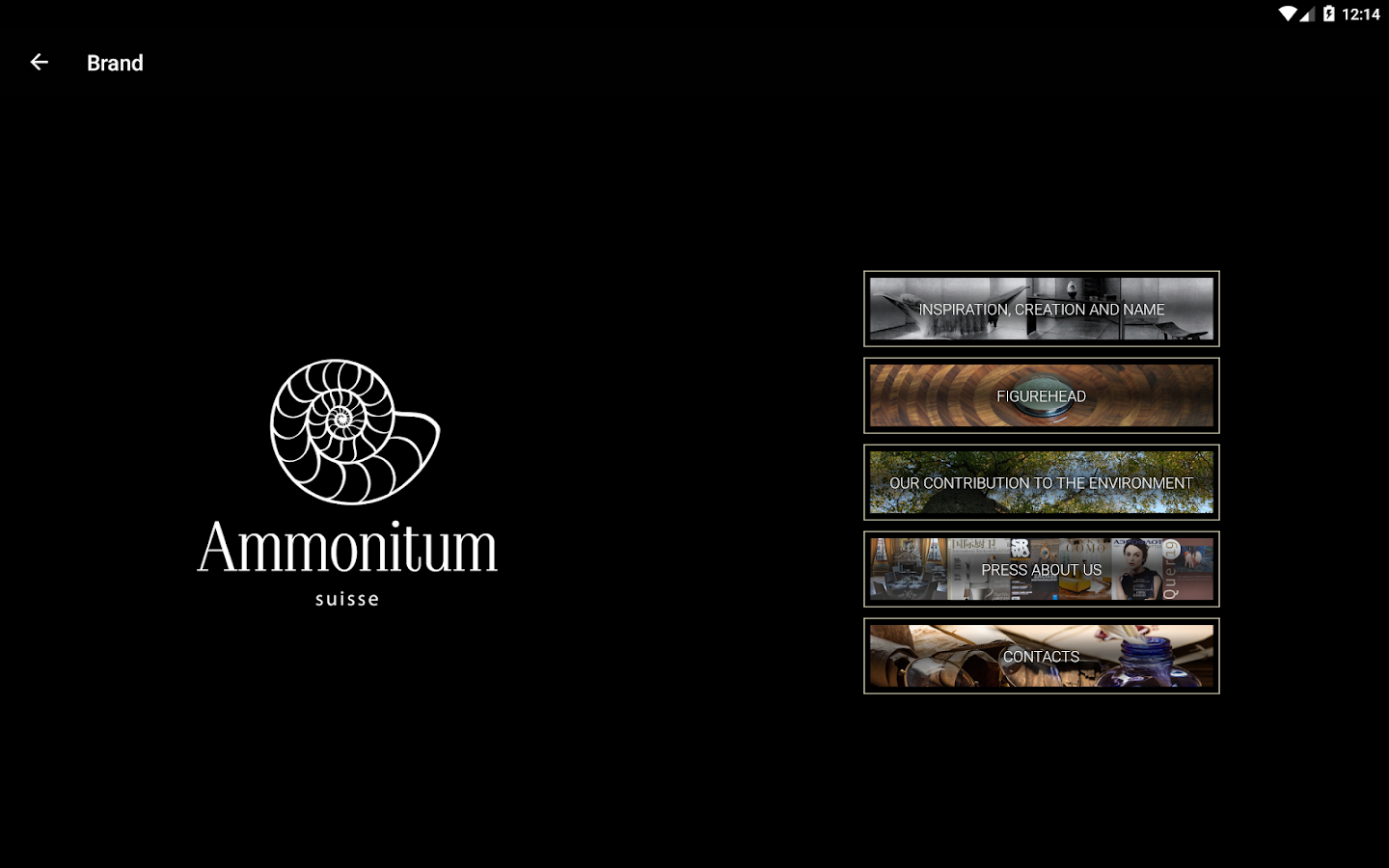 Ammonitum- screenshot